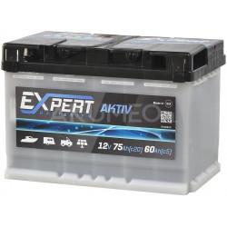 Akumulator Expert Batterien AKTIV 12V 75Ah prawy+