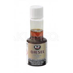 Preparat do czyszczenia wtrysków K2 DIESEL 50 ML