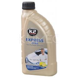 Szampon samochodowy z woskiem K2 EXPRESS PLUS 1L