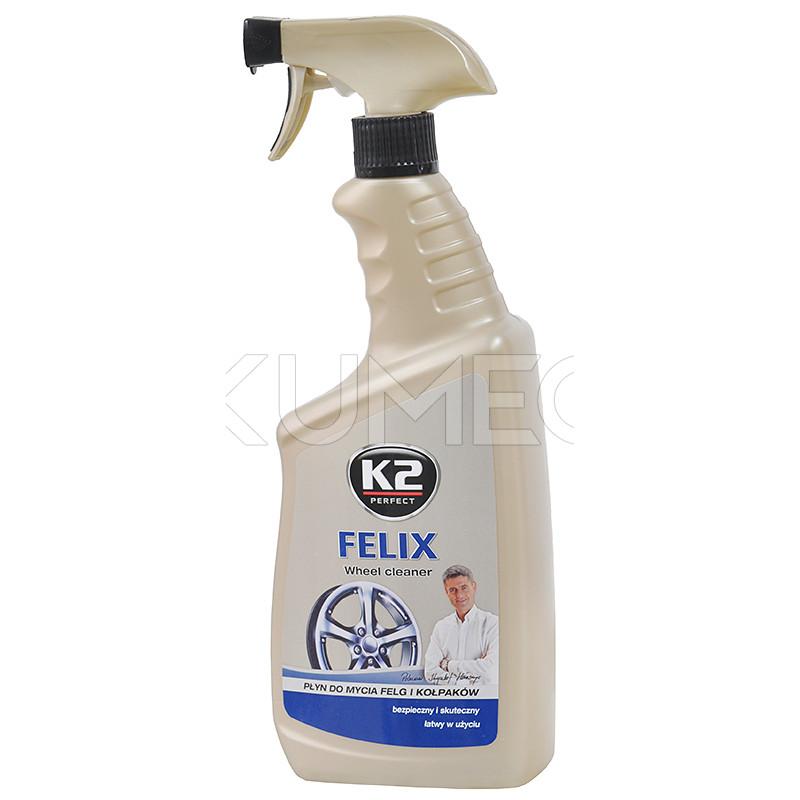 Płyn do czyszczenia felg K2 FELIX 770ml