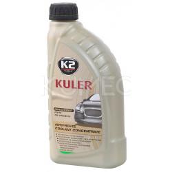 Płyn zielony do chłodnic K2 KULER 1L