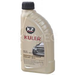 Płyn do chłodnic bezbarwny K2 KULER 1L