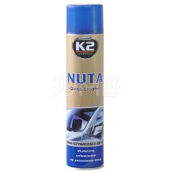 Spray do mycia szyb K2 NUTA GLASS CLEANER 600ml