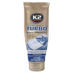 Pasta woskowa K2 TURBO TEMPO 230g