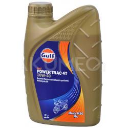 Olej silnikowy Gulf 10w40 TRAC 4T 1L