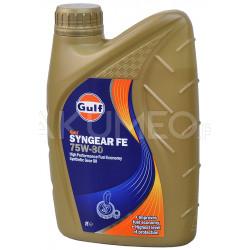 Olej przekładniowy Gulf Syngear FE 75W80 1L
