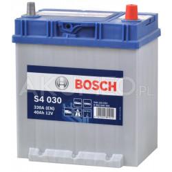 Akumulator Bosch S4 029 12V 40Ah 330A JAP prawy+