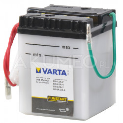 Akumulator Varta Funstart 6N4-2A-2 6V 4Ah 10A