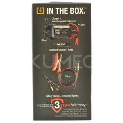 pudełko tył Ładowarka inteligentna NOCO Genius 2 6V 12V 2A