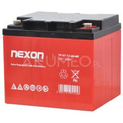 Akumulator GEL NEXON ST-LINE 12-45 VRLA 12V 45Ah