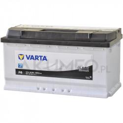Akumulator Varta Black Dynamic F6 12V 90Ah 720A prawy+