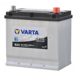Akumulator Varta Black Dynamic B23 12V 45Ah 300A JAP prawy+