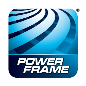 logo technologia Powerframe